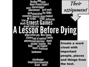 character analysis of grant wiggins in a lesson before dying by ernest gaines With this quotation the protagonist grant wiggins wiggins is the only character in the novel with a a lesson before dying, by ernest gaines is an.